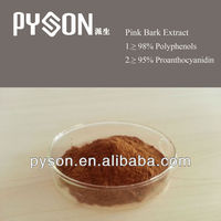 Natural plant extract Pink Bark Extract