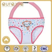 New Arrival Custom Design fashion kid underwear seamless for girl