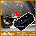 GPS vehicle tracker placed underneath the vehicle for law enforcement,equipment rental etc, Magnet mounting