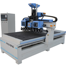 Heavy-duty woodworking machinery cnc routers for furniture equipments