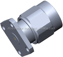 TNCA MALE 4 HOLE Field Replaceable Flange Connectors