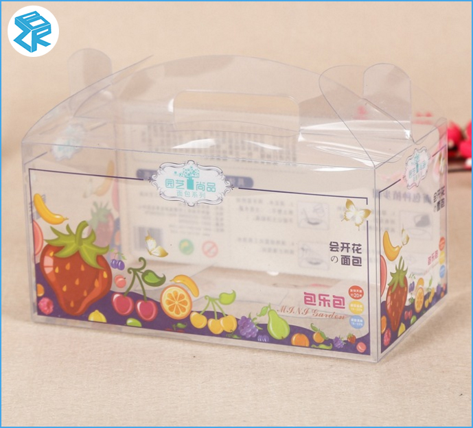 Gift display folding packaging box for flower custom plastic vacuum forming SoundBox packaging