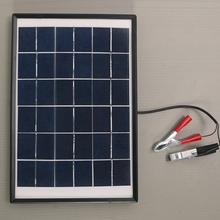 High Efficiency 3.5W Small Size Solar Panel