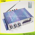 Kentiger 4 channel MINI car amplifier WITH LED LIGHT FLASH