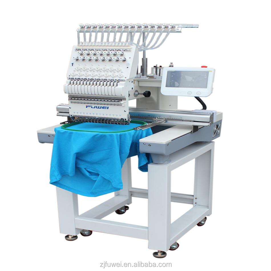 Fuwei Single Head Embroidery Machines With Prices