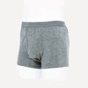 Washable/ Reusable Grey Incontinence Underwear Incontinence boxer briefs