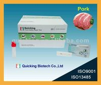 Antibiotic Residue Rapid Test Kit in Milk (Antibiotics Residue Test/lateral flow immunoassay/ISO9001,13485 certified)