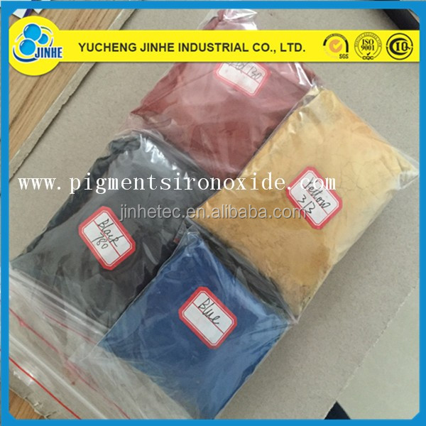 low price hot sale iron oxide pigment used in concrete,asphalt