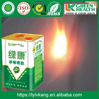 Few Smell Fire Proof Spray Adhesive For Rotary Chair