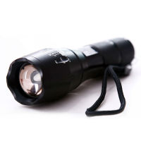 New Arrival 1set ultrafire CREE 1800 Lumens adaptable Led flashlight