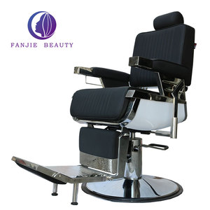 2018 Hot Sale Portable Salon Chair Salon Furniture Heavy Duty Man Reclining Barbers Chairs for sale