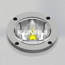 78mm 40W-80W CREE COB Street lighting glass led light lens(KR78-4B)