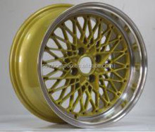 CAR ALUMINUM ALLOY WHEEL RIM FOR EXPORT RIMS WHOLESALE TOP QUALITY