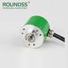 DCC38S solid 6mm shaft motor encoder mini Incremental Reinforced Rotary dc motor shaft encoder