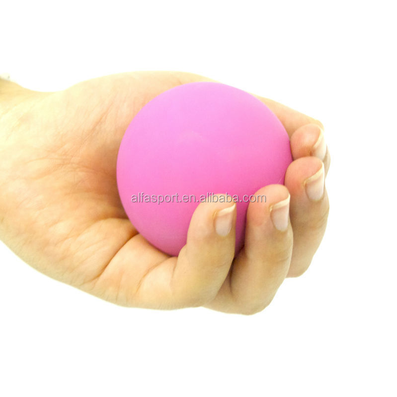95mm Rubber Jumbo High Bounce Ball, Juggling Ball, stress ball