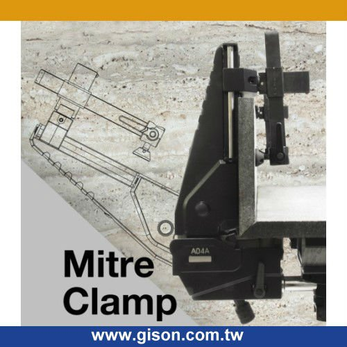 GPW-A04A V Groove Clamp for Stone, Granite, Marble and Quartz