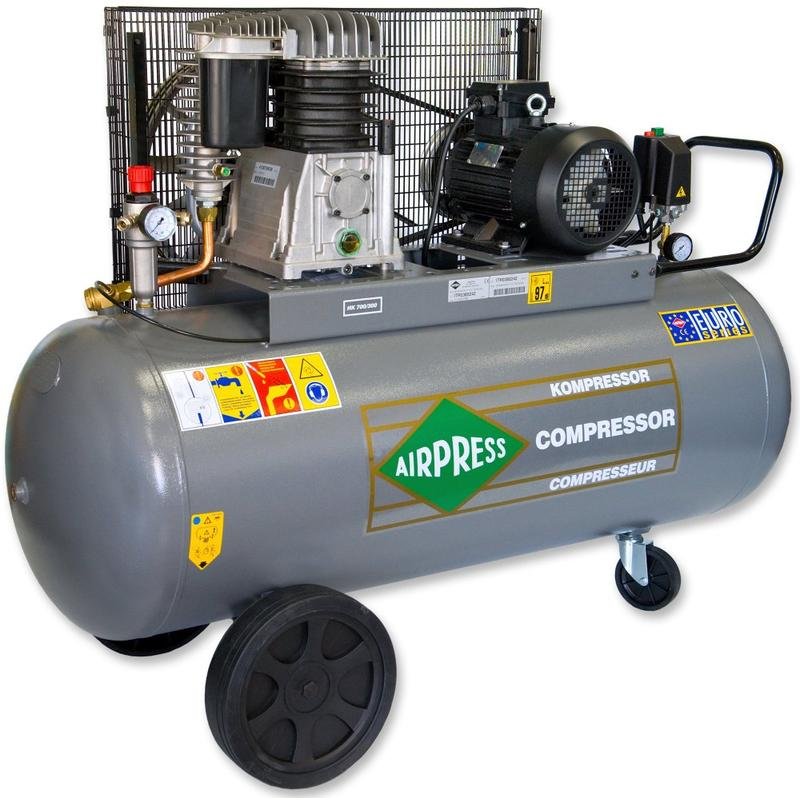 Air Piston Compressor