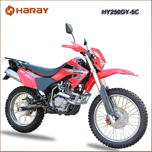 International 5 Gear 250cc Fashion Dirt Bike/Motorrad