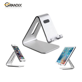 High quality Aluminum soportes para el celular for 7-10inches tablet pc