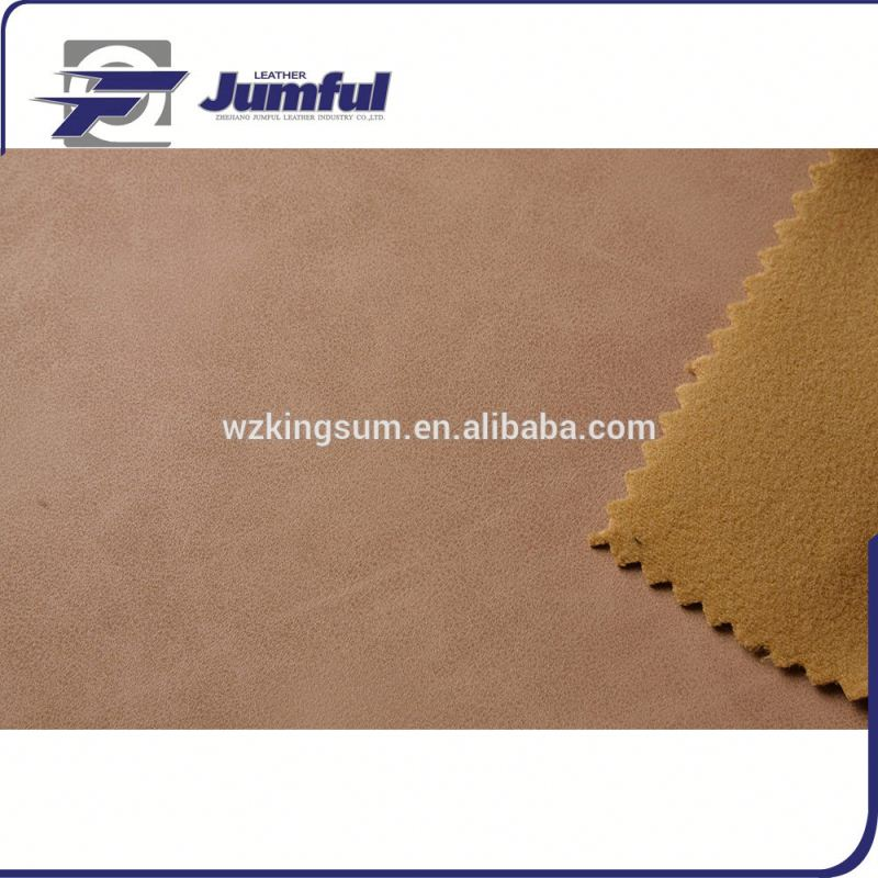 National Products Of Good Quality PU Leather For Shoe Making(cuerina sintetica)