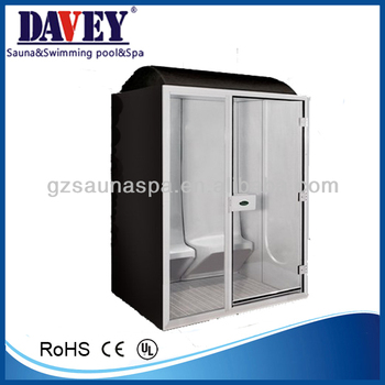 2013 hot-seller sauna wet steam room