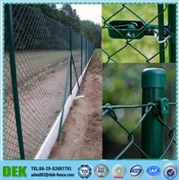 8 Foot Game12.5 Gauge Chain Link Safety Playground Fence