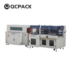 Factory Price Plastic POF Film Shrink Wrap Packing Machine