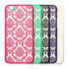 Vintage Plastic Flower Hard Shell Back Cover Case for iPhone 6 4.7