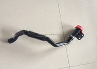 European truck auto parts lubrication system OEM 20485134 filler pipe for volvo oil filler pipe