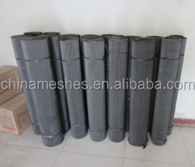 2014 well- selling black wire cloth/mesh ,copper mesh, black wire mesh supplier