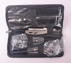 produce Cut hair tooling bag electronic golf product case,