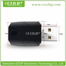 Edup EP-N1571 con Chipset Realtek8192cu Mini USB Wifi sin hilos del Dongle