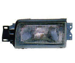 Head lamp for MAZDA 323 1986-1987
