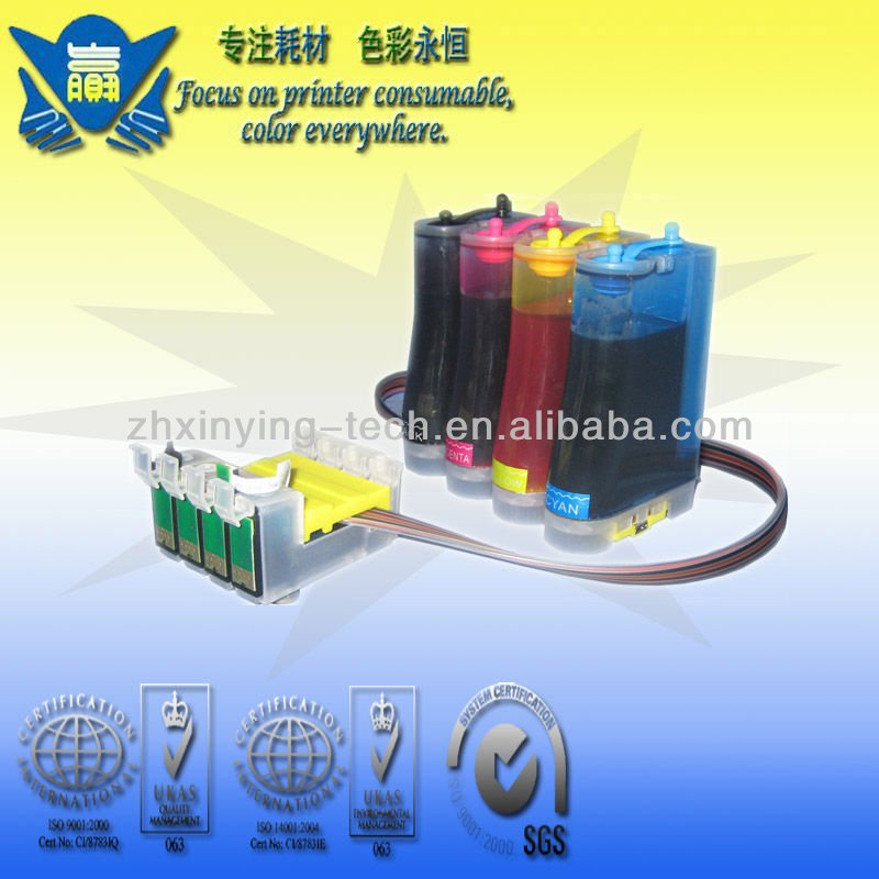 PGI-225 CLI-226 Continuous ink supply system for Canon MG5120 MG5220 IP4820 MX882 printer CISS
