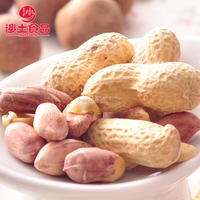 Chinese creamy flavor dried organic white shell peanut roasted
