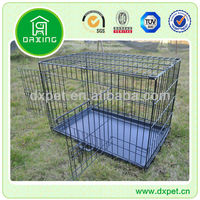 "36"" Collapsible Metal Dog Cage (BV SGS TUV)"