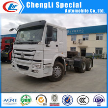 CNHTC Sinotruk HOWO 420hp prime mover, heavy duty 420 horse power tractor head, HOWO 420hp tractor truck for Kenya