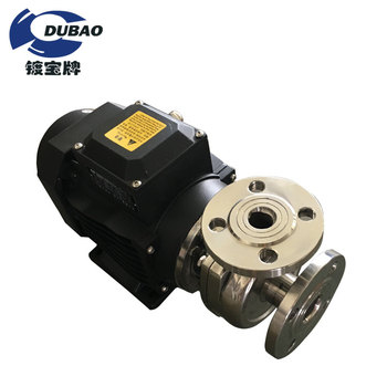 Professional pump stainless steel chemical acid pump