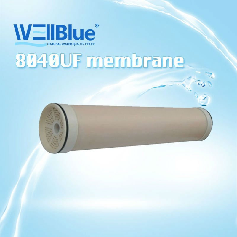 "UF <strong>membranes</strong> 8""/UF membranes8040/ Polluted Water Treatment"