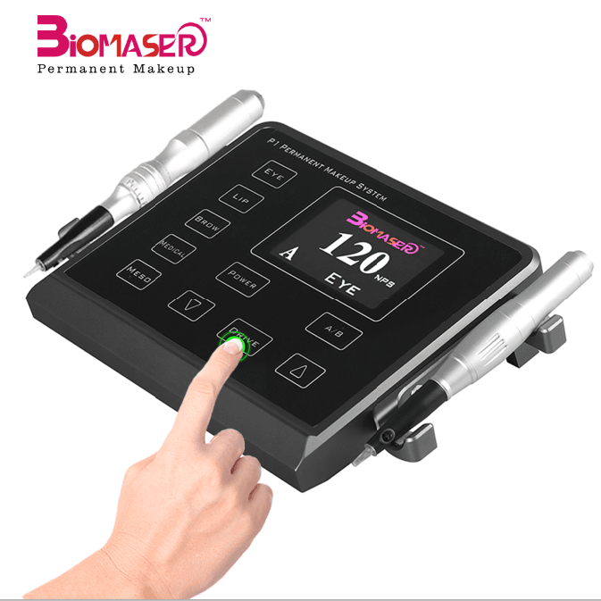 Intelligent Digital Eyebrow Permanent Makeup Machine Device .