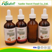 high quanlity strawberry flavor stevia liquid, Strawberry Flavour Drink for Dairy and Beverage