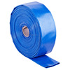 wholesale blue 4bar PVC lay flat delivery water hose