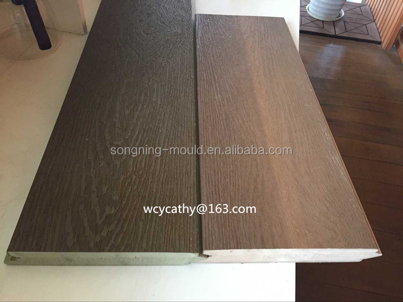 High quality inter-lock outdoor living decking floor