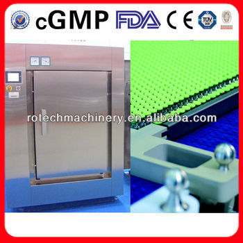 The pharmaceutical vaccine production use freeze drying machine(US FDA&cGMP Approved)