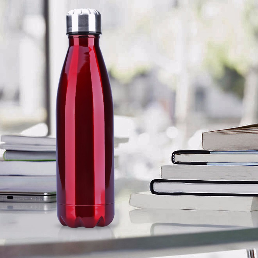 insulated Stainless Steel Water Bottle Ice Cold 36 Hours Vacuum