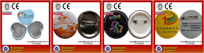 Promotional Magnetic Button Badge