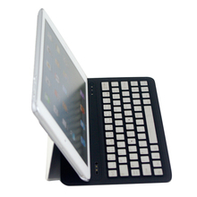 Colorful blue tooth wireless keyboard case for ipad mini