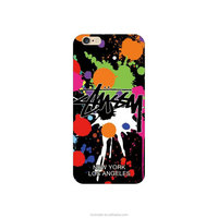 New Personalized Style Colorful Painting TPU Soft Cover Cell Phone Case for Apple iPhone 7 iPhone 6 6s plus case