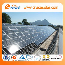 Rooftop Solar Mounting Structure, Solar Panel Roof Mounting Kits,Flat Roof Solar Panel Mount