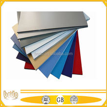 Excellent high hardness rigid ACP bond / alucobond / aluminum composite panel